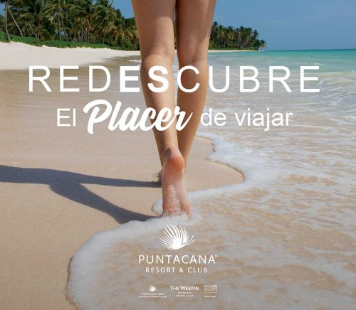 """Rediscover the Joy of Travel"" Puntacana Resort & Club Reopening Campaign"
