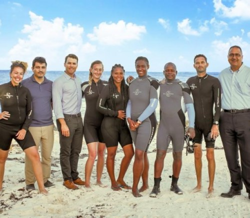 Caribbean tourism stakeholders work to protect and regrow coral reefs