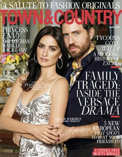 Town and Country USA Magazine March 2018