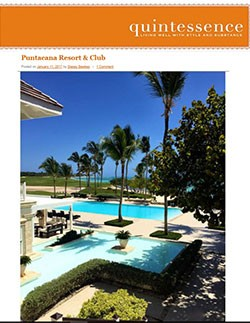 Quintessence Puntacana Resort and Club
