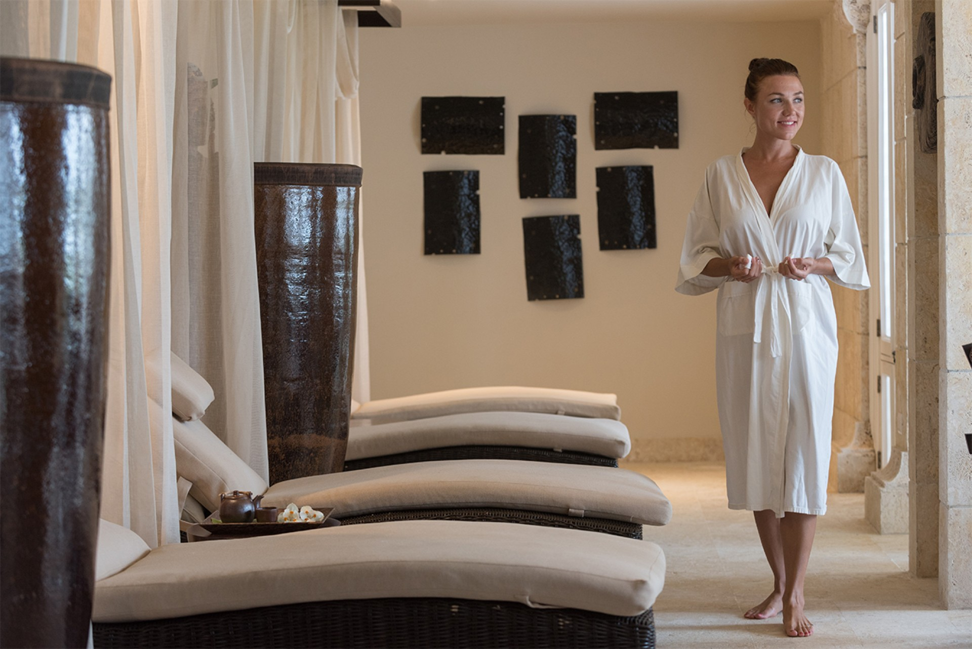 SIX SENSES SPA GUIDE